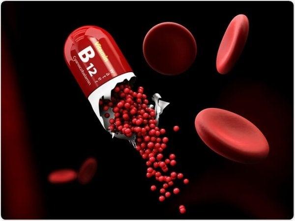 Vitamin B12-underskudd og innvirkningen på hjernen vår
