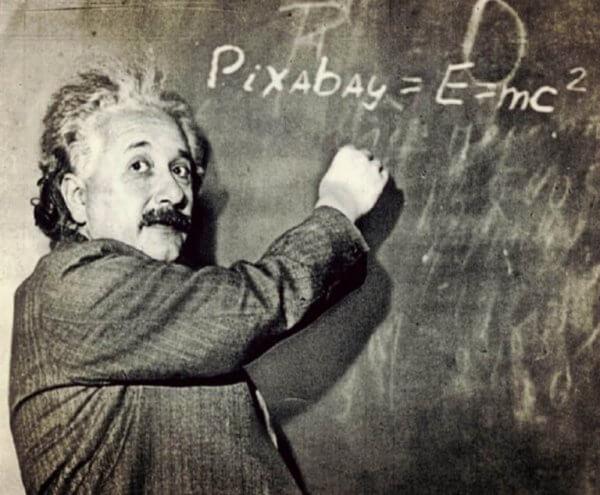 vitenskap og religion på tavle