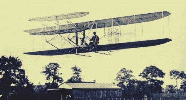 Wright-brødres fly