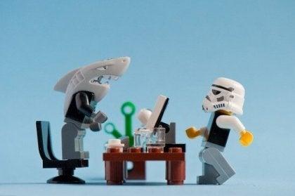 Giftig sjef hai