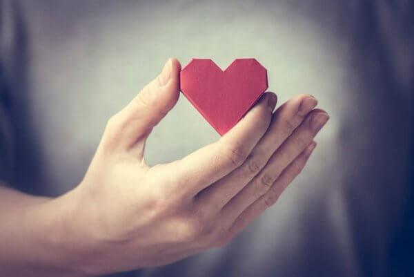hjerte å ta vare på