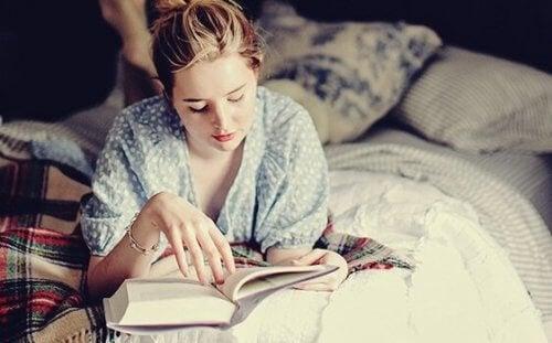 Å lese før sengetid: En vane hjernen din vil elske