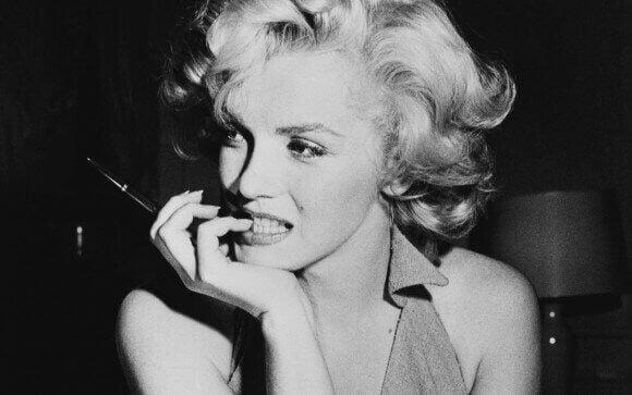 12 av Marilyn Monroes sitater: Skapelsen av myten