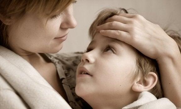 Å holde barna trygge ved å begrense barna