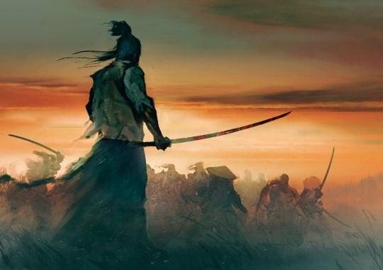 Japanske krigere