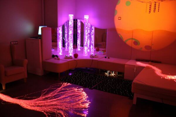 Har du hørt om Snoezelen multi-sensoriske stimulasjonsrom?