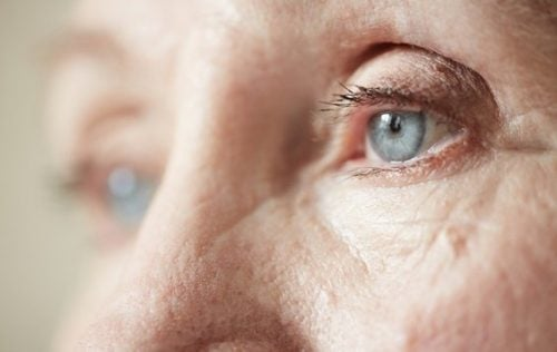 Eldre øyne