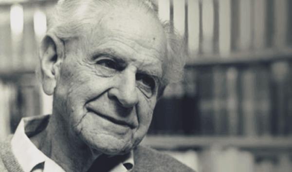 De 7 beste sitatene av Karl Popper