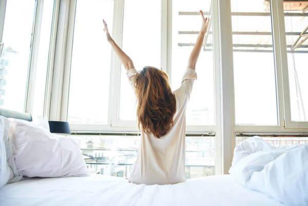 6 tips for å unngå å våkne trøtt