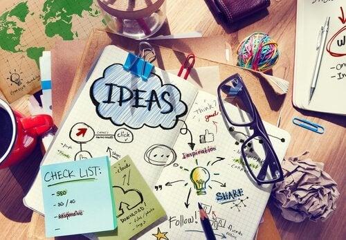 Ideer og sjekklister.