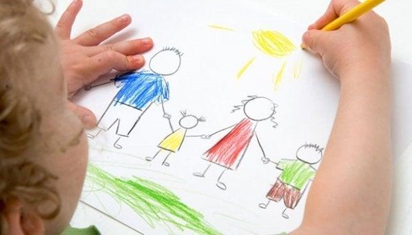familietegningstesten