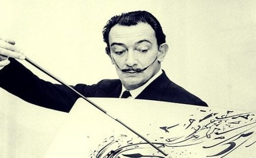 Dalí maler