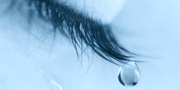7 store fordeler med å gråte: Ikke hold tårene inne