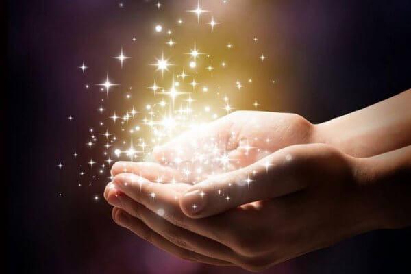 Magi i hender