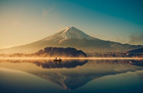 Japansk fjell