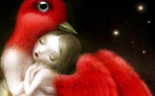Kjærligheten har ingen størrelse: Hjertet justeres