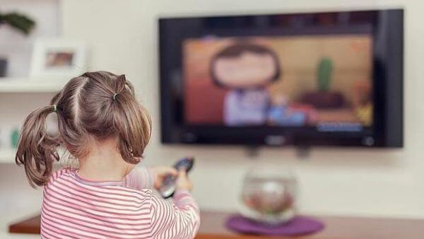 Barn ser samme film igjen og igjen
