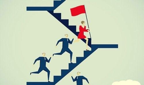 kvinnelig lederskap