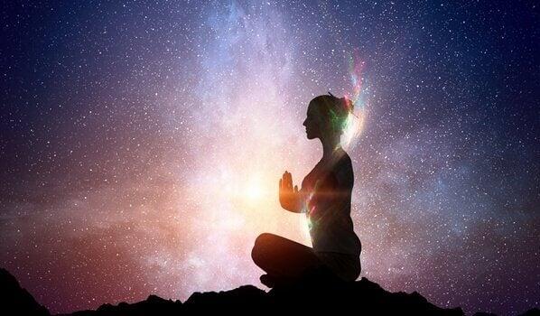 Meditasjon og univers