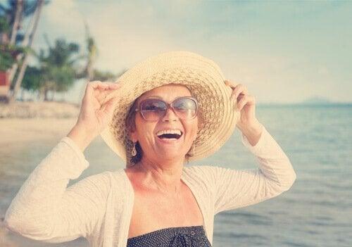 positive aspekter ved overgangsalderen
