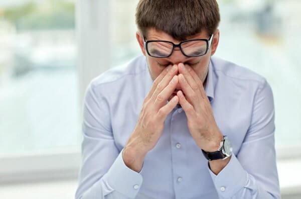 stresset offer for mobbing eller trakassering på arbeidsplassen