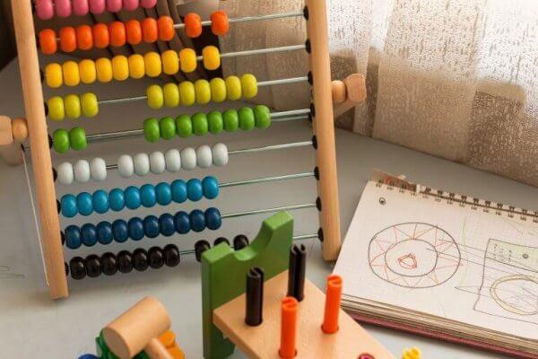 En leke som hjelper med å løse matte