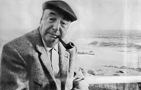 Pablo Neruda Og Hans Dikt Å tie stille