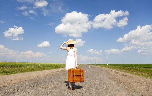 Er å flytte hjem igjen et steg bakover?