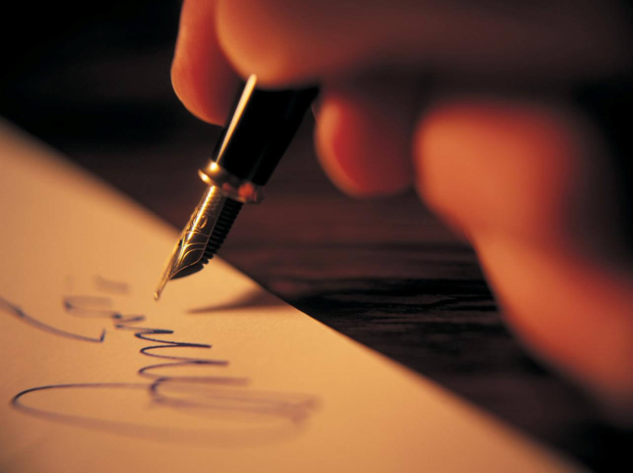 Å skrive ned dine tanker er viktig