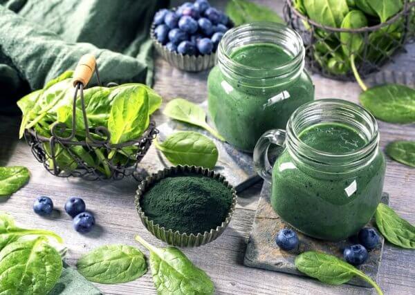 5 fordeler med spirulina for hjernen din
