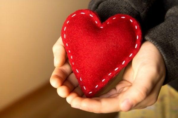 Hånd og hjerte