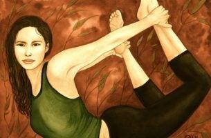 """3 måter å tøye """"sjelens muskel"""", psoas"""