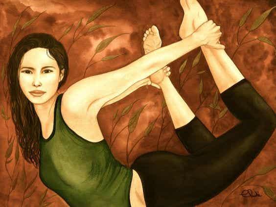 """3 måter å tøye """"sjelens muskel"""", psoas, på"""