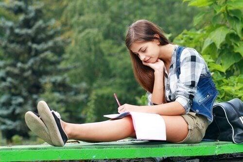 Indre motivasjon, ytre motivasjon og studenter