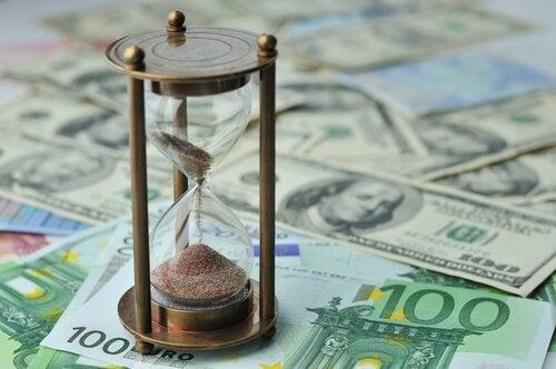 tid og penger