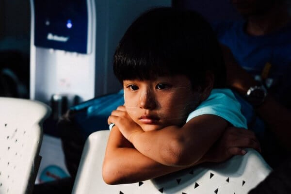 Emosjonelle problemer hos jente