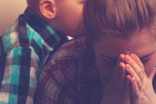 Utmattede mødre og utbrenthetssyndrom