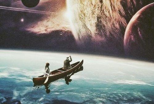 Filosofisk verdensrom