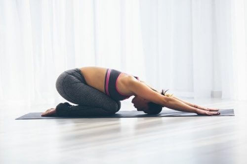 Yoga for nybegynnere: barns stilling
