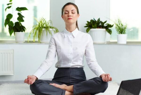 Yoga-puste-teknikk