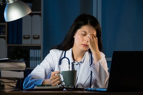 Finn ut hvordan nattarbeid påvirker helsen din