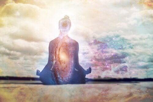 Å repetere mantraer kan roe tankene dine