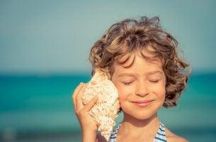 Avslappende øvelser for barn