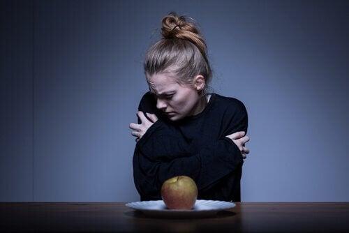 Spiseforstyrrelser og kontrollerte følelser