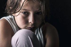 mangel på kjærlighet hos barn