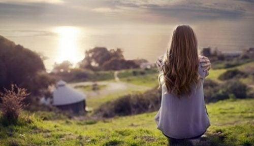 Å nyte ensomhet