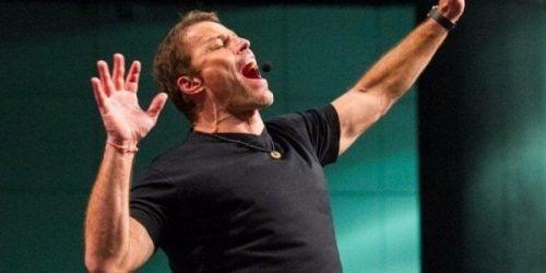 Tony Robbins roper