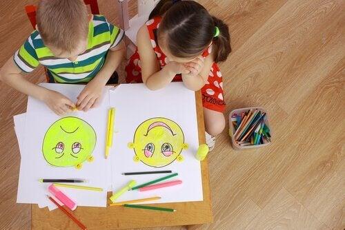 Emosjonell leseferdighet i barn
