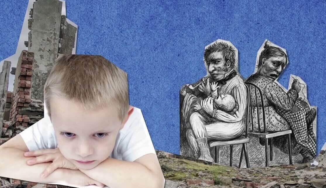 Barn tenker på foreldre
