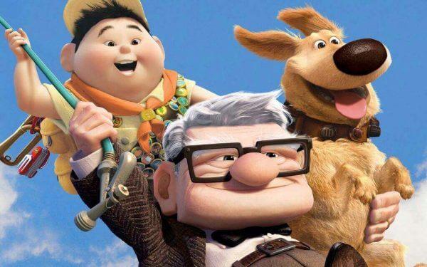 Pixar film Se opp, hvordan oppnår vi våre livsmål